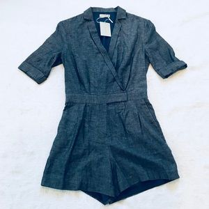 NWT**1. State**Denim Romper**Small**$186
